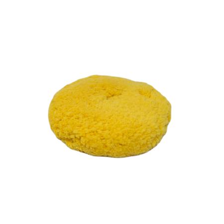 Borla de lana para pulido - amarilla Malco 810147