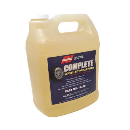 Complete wheel & tire cleaner - limpiador rines/llantas - 1gl. Malco 122901