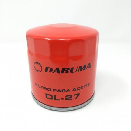 DARUMA Filtro de aceite DL-27