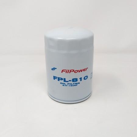 FILPOWER Filtro de aceite FPL-810