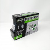 Inflador digital de aire c/linterna - 6 minutos S40022