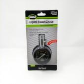 Pro-series liquid-filled dial tire gauge (0-60 psi) S20289